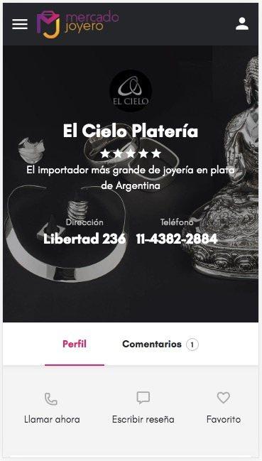 Perfil Mercado Joyero portada
